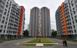 График сноса домов по программе реновации в 2019 году
