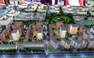 Районы реновации в Москве