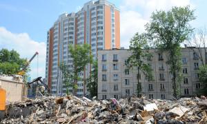 График сноса домов по программе реновации 2018